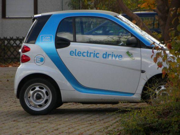 E-Car-Sharing könnte auch als Modell für den Harz funktionieren, findet die EIN HARZ GmbH (Foto: M_W / pixabay)