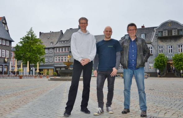 Christoph Lampert, Christian Dolle, Roland Lange