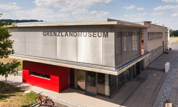 Grenzlandmuseum Eichsfeld in Teistungen: Lizenz: CC-BY-SA-4.0 GLM Teistungen