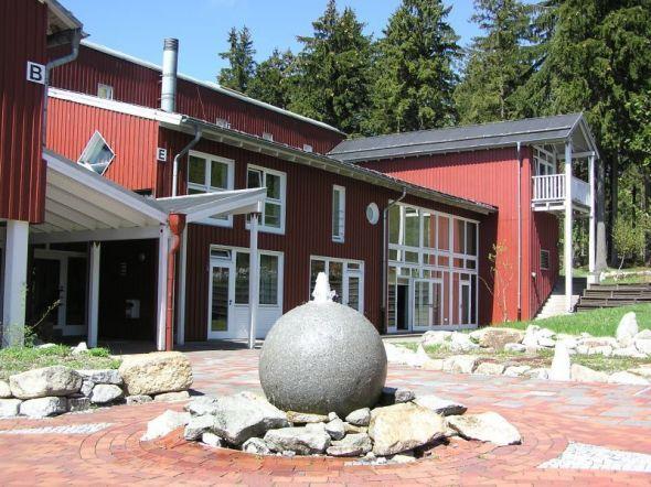 Das Internationale Haus Sonnenberg
