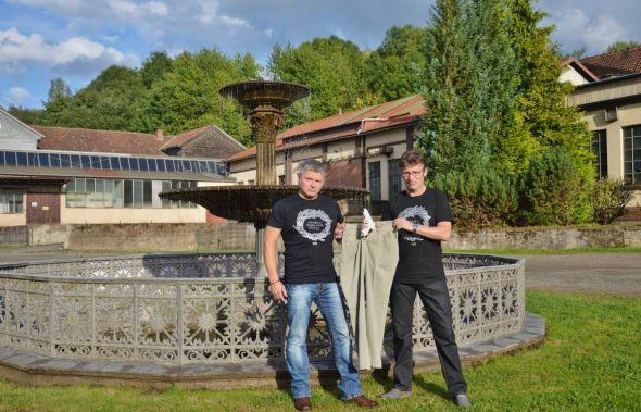 Andreas Winkelmann und Roland Lange