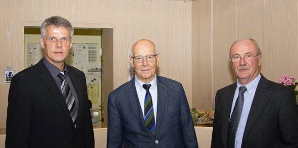 .l. Matthias Lamping, Lothar Leifheit und Hartmut Bethmann