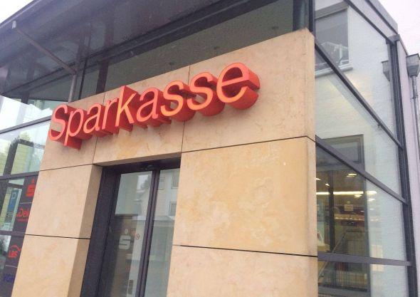 Sparkassenfiliale an der Sebastian-Kneipp-Promenade