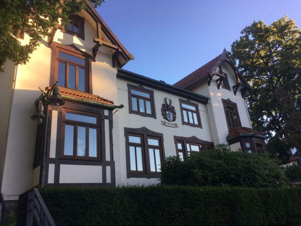 Rathaus Bad Sachsa: der Termin für den Bad Lauterberger Bürgerentscheid zur Fusion wurde auf den 9. August festgesetzt