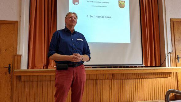 Dr. Thomas Gans (Fotos: Nils Gehrke)