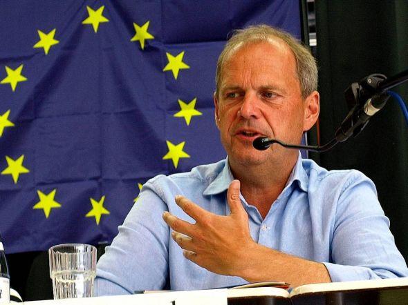 """""""Ich freue mich über das Vertrauen meiner Kolleginnen und Kollegen"""" Fritz Güntzler. (Archivfoto: Boris Janssen)"""