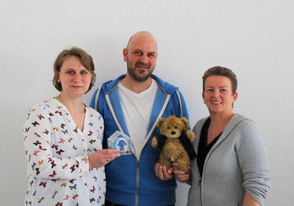 Das böse Bärchen mit Claudia Grégász, Christian Dolle und Janka Eckhardt,