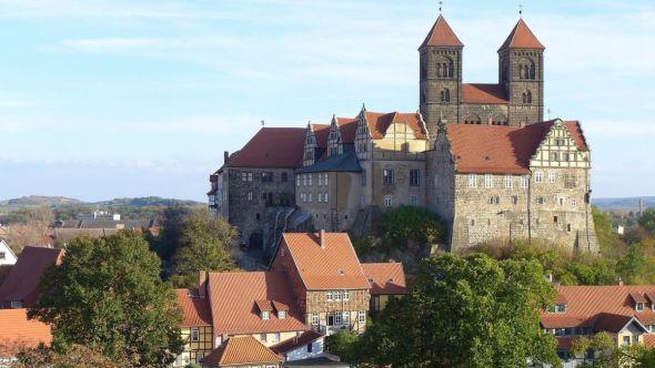 Stiftskirche St. Servatii Quedlinburg (Foto: rikkerst / pixabay)