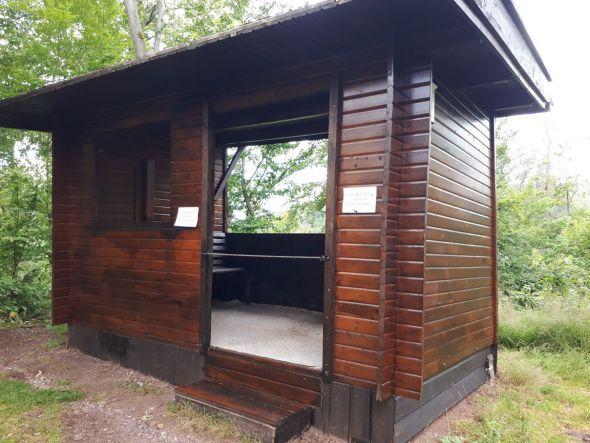 Fensterplatz mit Blick in die Natur (Fotos: Harzklub)