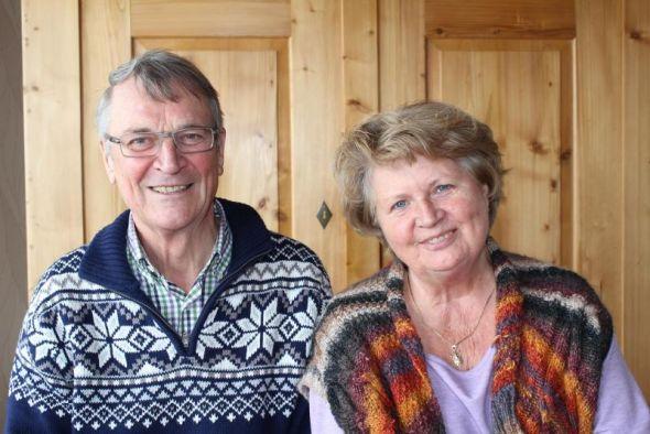 Renate und Fritz Dittmar