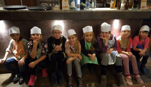 """Die """"Pizza-Kratzbürsten"""" im Taranto"""