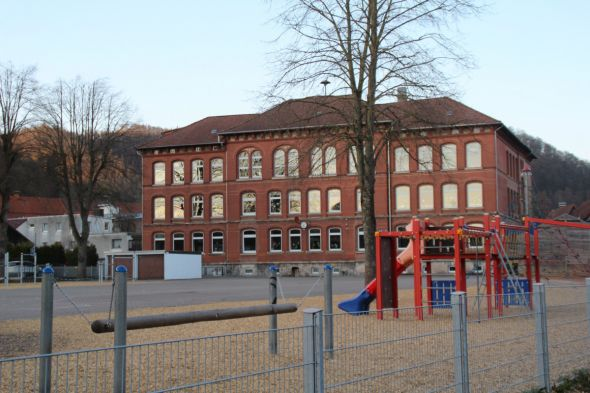 Grundschule am Hausberg - Archivbild