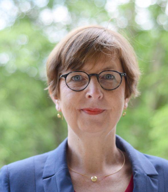 Dr. Sabine Graf, die Präsidentin des Niedersächsischen Landesarchivs