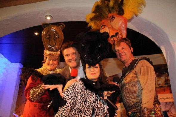 André Holst mit der Musicalgruppe Musical & More