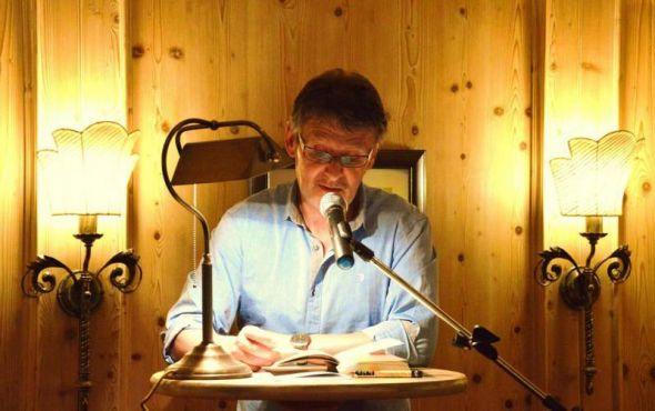 Premierenlesung aus Roland Langes neuem Harzkrimi