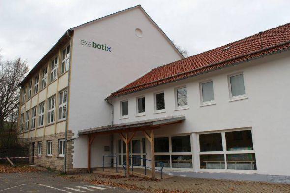 High-Tech in der ehemaligen Grundschule: die Exabotix GmbH zieht nach Bartolfelde