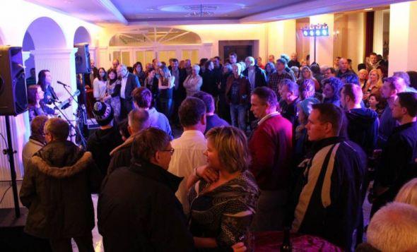 Ein Bild vom Nightbeat 2014: das Kurhaus wird nun doch auch in diesem Jahr dabei sein