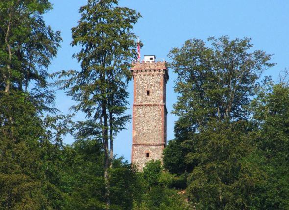 Bismarckturm, Fotograf: Kassandro Lizenz: CC BY-SA 3.0