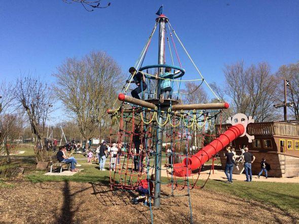 Der Traumspielpark 2016 ging nach Seeburg.