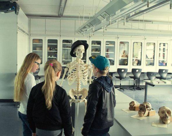 Mal in das Fach Biologie schnuppern...