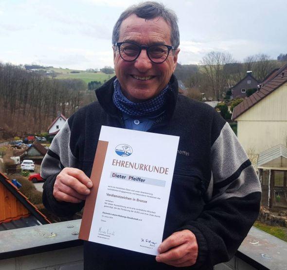 """""""Mister Wiesenbek"""" - Dieter Pfeiffer"""
