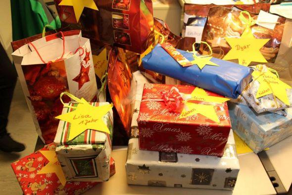 Die Überraschungsgeschenke