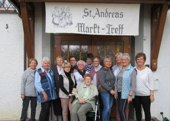Das Markttreff-Team freut sich auf viele Gäste zu den Ausstellungen