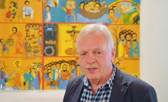 """""""In unserer Gesellschaft ist etwas losgetreten, was sich nur noch schwer einfangen lässt."""" Pastor Wilfried Manneke sorgt sich um unsere Gesellschaft..."""