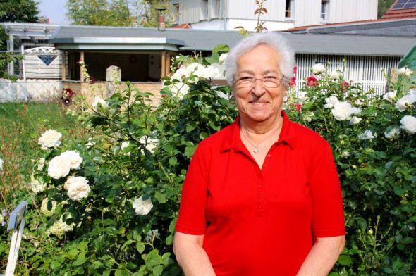 Seit 2012, nach über 40 Jahren in Deutschland, deutsche Staatsbürgerin: Ayla Polley.
