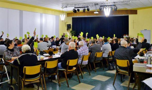 Der Kirchenkreistag als das Parlament des Kirchenkreises Harzer Land ist aus Haupt- und Ehrenamtlichen zusammengesetzt.