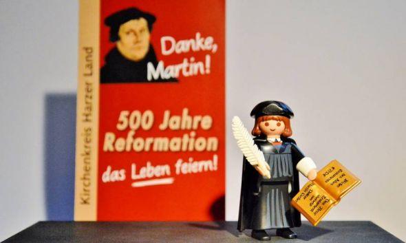 Auch im Kirchenkreis Harzer Land wird das Luther-Jahr gebührend gefeiert. Die Planungen für das dreitägige Event in Osterode sind da kein Kinderspiel.
