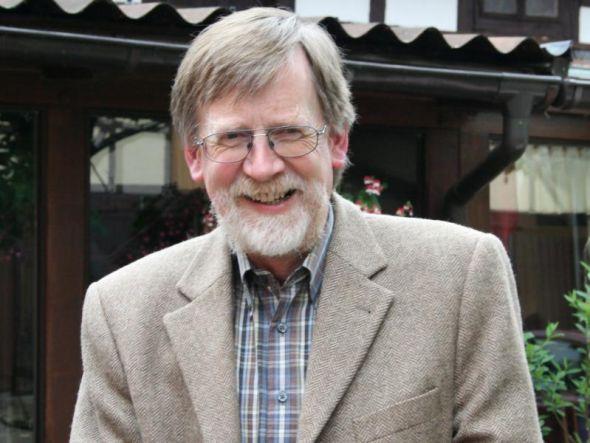 Pastor Hans-Joachim Heider