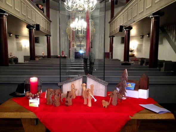 """""""Licht in St. Petri"""" hält das Leben in der Barbiser Gemeinde in Schwung."""
