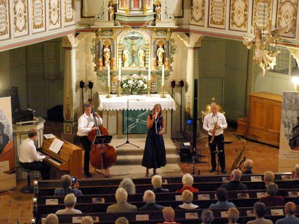 """Barock, Jazz und """"Damenwahl"""": Das Ensemble Phantastique beeindruckte mit einer gelungenen Mischung."""