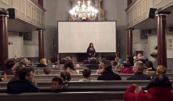Kirche wurde zum Kino