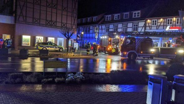(Fotos: Freiwillige Feuerwehr Bad Lauterberg)