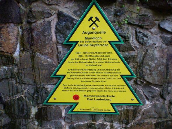 12.Punkt Grube Kupferrose