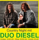Country Night mit Duo Diesel